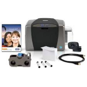 Fargo DTC1250e Card Printer System