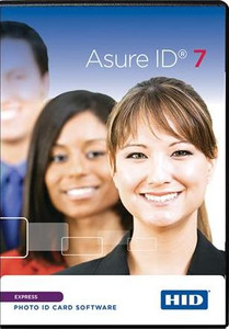 Asure ID7 EXPRESS Card Management and Printing Software